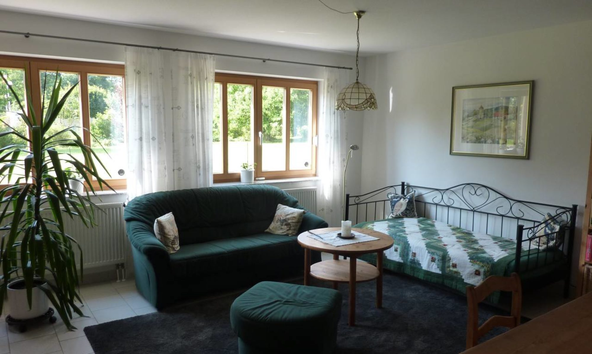 Das Appartment – ferienwohnung – eckersdorf